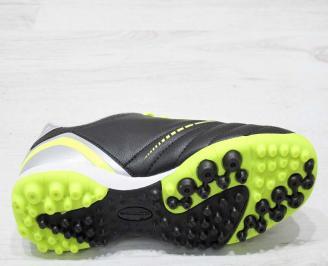 Детски обувки Bulldozer черни еко кожа OVHN-23212