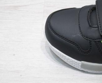 Детски обувки Bulldozer сини еко кожа QKNH-23215