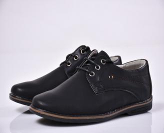 Детски обувки черни TFHL-1014379