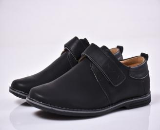 Детски обувки черни WQEU-1014386