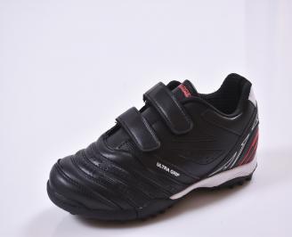 Детски обувки  еко кожа черни UCKO-26850