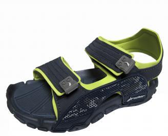 Детски  равни сандали Rider сини VIKQ-21683