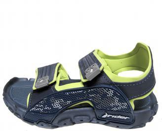 Детски  равни сандали Rider сини 6