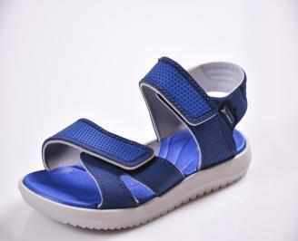 Детски сандали сини XGOE-27402