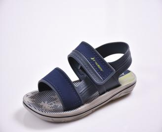 Детски сандали сиви INQZ-27377