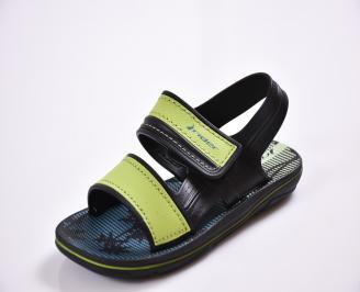 Детски сандали зелени MRLG-27375