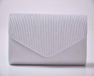 Елегантна абитуриентска чанта сребристa   BWFF-1015975
