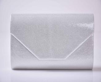 Елегантна абитуриентска чанта бяла  ZVGX-1015977