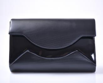 Елегантна чанта еко кожа черна LBSY-1013500