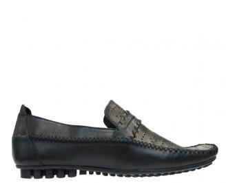 Ежедневни мъжки обувки от естествена кожа WKKM-10325