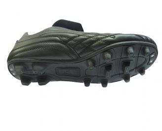 Футболни обувки Bulldozer от еко кожа черни EELD-12013