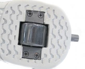 Маратонка с колелца Bulldozer еко кожа HTGE-11073