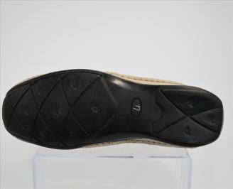 Мокасини от естествевена кожа NDDP-10318