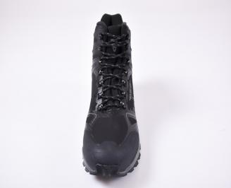 Мъжки  боти-Гигант  черни QEXA-1012704