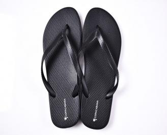 Мъжки джапанки силикон черни VMBK-1012383