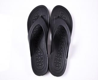 Мъжки джапанки силикон черни AAPK-1012397