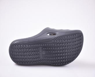 Мъжки джапанки силикон сиви SQZH-1012545