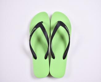 Мъжки  джапанки зелени TYVE-27369