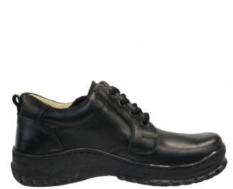 Мъжки ежедневни обувки от естествена кожа WIGA-10272