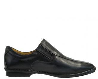 Мъжки ежедневни обувки от естествена кожа ZHVZ-10284