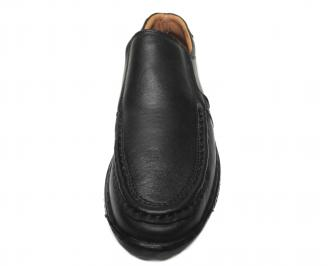 Мъжки ежедневни обувки естествена кожа VRKA-17865