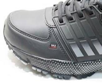 Мъжки  маратонки Bulldozer  еко кожа черни JKCR-25123