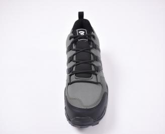 Мъжки маратонки  черни AVPJ-1012698