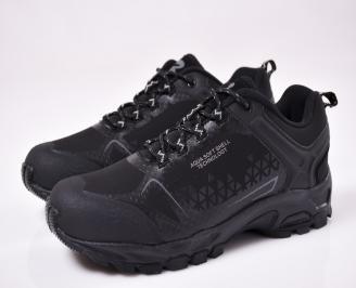 Мъжки маратонки  черни LGKZ-1012707