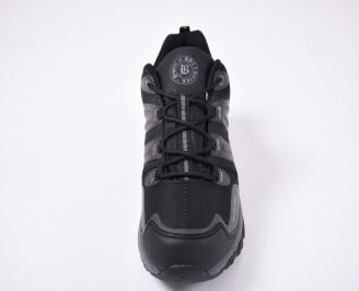 Мъжки маратонки  черни CSSV-1012710