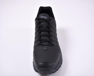 Мъжки маратонки  черни JIGW-1012721