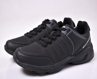 Мъжки маратонки  черни YPDJ-1012723