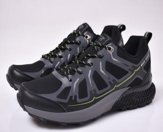 Мъжки маратонки  черни KXJH-1012737
