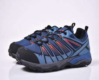 Мъжки маратонки сини MAPR-1014233