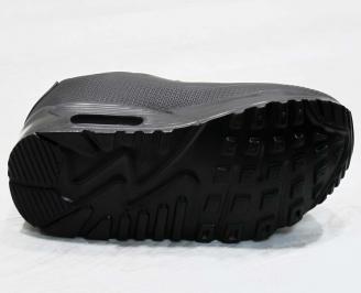 Мъжки  обувки Bulldozer  еко кожа черни DKWP-25082