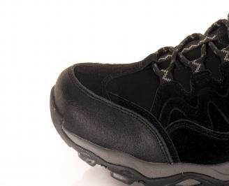 Мъжки обувки Bulldozer естествен велур JKRG-16218