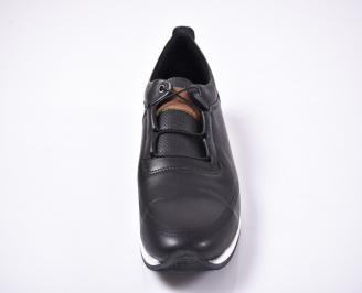 Мъжки обувки  черни PYUZ-1013250