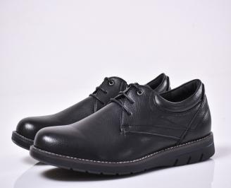 Мъжки  обувки черни EVXH-1014201