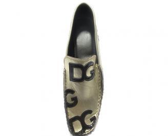 Мъжки обувки естествена кожа EOHR-11247
