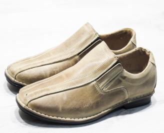 Мъжки обувки естествена кожа MAUT-16133