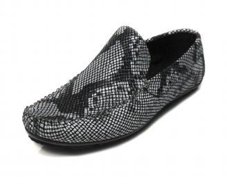 Мъжки обувки естествена кожа BRBD-16857
