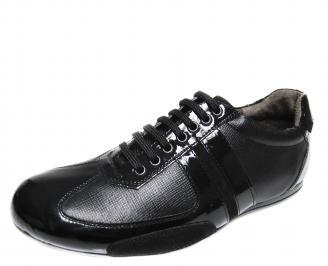 Мъжки обувки естествена кожа YMFZ-17922