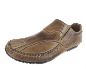 Мъжки обувки естествена кожа OMJH-18461