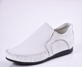Мъжки обувки офииални естествена кожа чели YBVS-16909