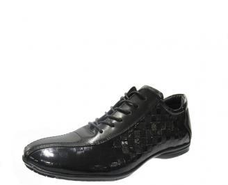 Мъжки обувки от естествена кожа WGGW-11181