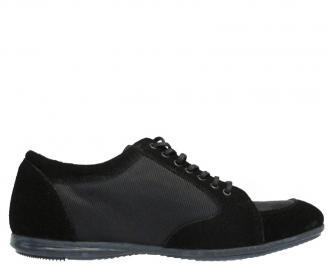 Мъжки обувки от естествена кожа/велур ERRM-10129