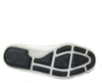 Мъжки обувки от естествена кожа NKKX-12241