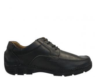 Мъжки обувки от естествена кожа KYZL-10276