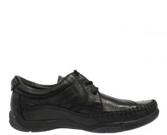 Мъжки обувки от естествена кожа KXAW-10288