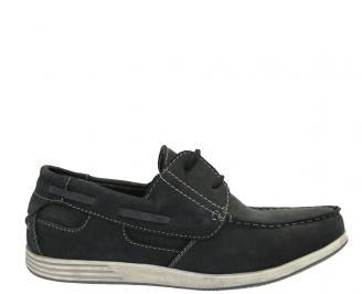Мъжки обувки от естествена кожа IHQG-10299