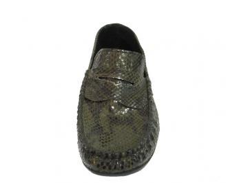 Мъжки обувки от естествена кожа HBMG-10303